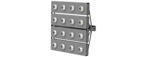 Прожектор светодиодный ДО 960Вт 132800лм SVT-STR-COB-240W QUATTRO