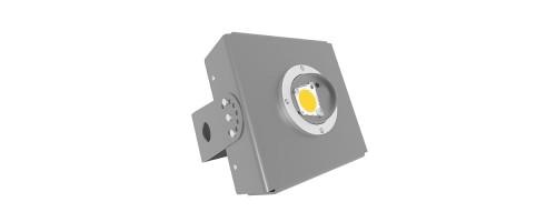 Прожектор светодиодный ДО 60 Вт 8300 лм SVT-STR-COB-60W