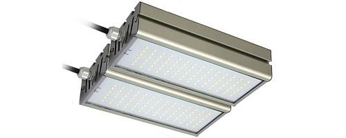Светильник светодиодный уличный 64 Вт IP67 SVT-STR-M-32W-DUO