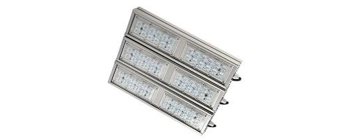 Светильник светодиодный ДКУ 159 Вт 22320 лм SVT-STR-M-53W-45x140-TRIO-С