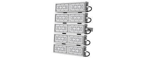 Прожектор светодиодный ДО 212 Вт 28620 лм SVT-STR-M-53W-QUATTRO