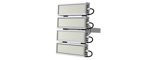 Прожектор светодиодный ДО 244вт, 35380лм, 120гр SVT-STR-MPRO-61W-QUATTRO