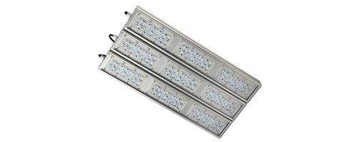 Светильник светодиодный ДКУ 237 Вт 31995 лм SVT-STR-M-79W-45x140-TRIO-C