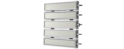 Прожектор светодиодный ДО 480Вт SVT-STR-M-96W-PENTA