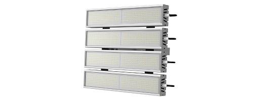 Прожектор светодиодный ДО 384Вт SVT-STR-M-96W-QUATTRO