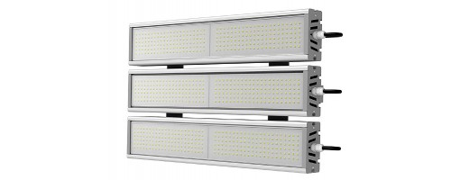 Прожектор светодиодный ДО-288Вт SVT-STR-M-96W-TRIO
