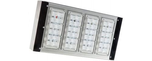 Светильник светодиодный ДКУ 106Вт 14098лм SVT-STR-PSL-106W-45x140