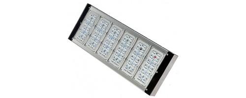 Светильник светодиодный ДКУ 156Вт 20436лм SVT-STR-PSL-156W-45x140
