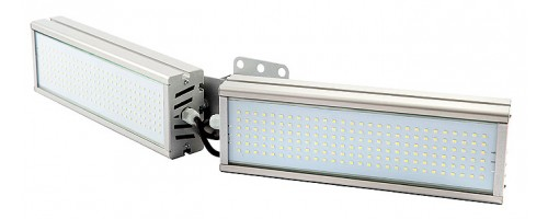 Светильник светодиодный 122 Вт 16800 лм IP67 SVT-STR-MV-122W
