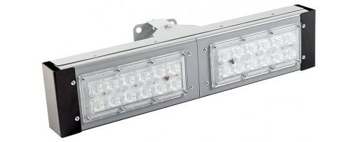 Прожектор светодиодный ДО  53Вт 6890лм IP65 SVT-STR-PSL-53W