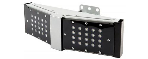 Светильник светодиодный 40Вт 4200лм SVT-STR-UV-40W-12/24/36В AC/DC
