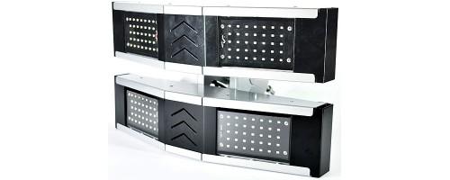 Светильник светодиодный ДКУ 140Вт 15910лм IP67 SVT-STR-UV-70W-DUO