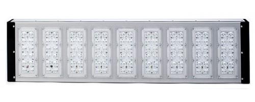 Светильник светодиодный ДКУ 235Вт 30785лм SVT-STR-PSL-235W-45x140