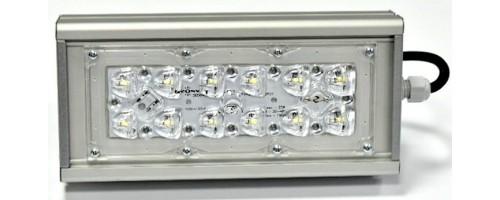 Прожектор светодиодный ДО  27Вт 3645лм IP67 SVT-STR-M-27W
