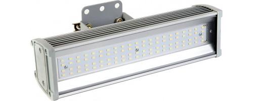 Светильник светодиодный ДКУ 50Вт 5680лм IP65 SVT-P-UL-50W