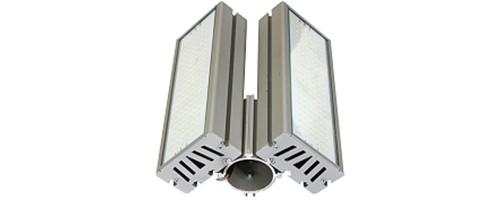 Светильник светодиодный ДКУ  64Вт 8640лм IP67 SVT-STR-M-32W-DUO-90C