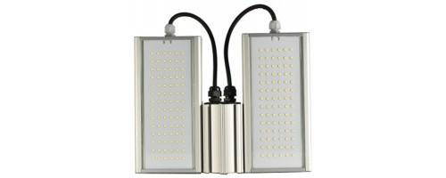Светильник светодиодный ДКУ  96Вт 13440лм IP67 SVT-STR-M-48W-DUO-C