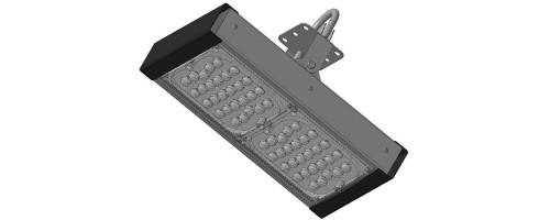 Прожектор светодиодный ДО  70Вт 7000лм IP65 SVT-STR-PSP-70W