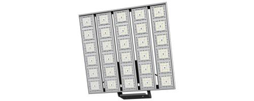 Прожектор светодиодный ДО 800 Вт NEWLED.UMK.800.хх.5K.IP67.X5