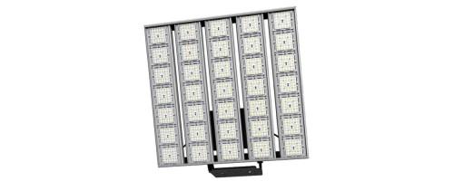 Прожектор светодиодный ДО 1063 Вт 175000 лм NL.UM.1063.XX.5K.IP67.X5