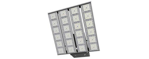 Прожектор светодиодный ДО 724 Вт 120000 лм NL.UM.724.XX.5K.IP67.X4
