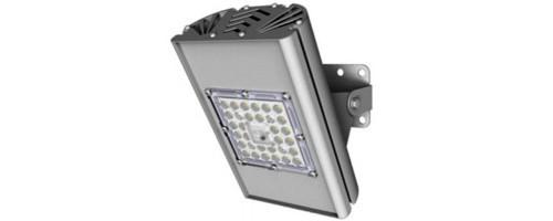 Прожектор светодиодный ДО  34Вт 3970лм NEWLED.UM.34.XX.5K.IP67
