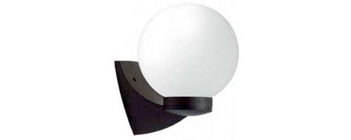 Светильник шар уличный настенный D200мм НБУ-60Вт E27 IP43