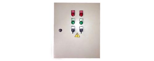 Блок управления День-Ночь ДН-3 2х220-1х24 АП, по двум фидерам, с аккумулятором